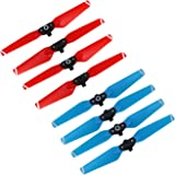 Anbee Spark Propellers 4730F Colored Props Blades for DJI Spark Drone, 4pcs/Set