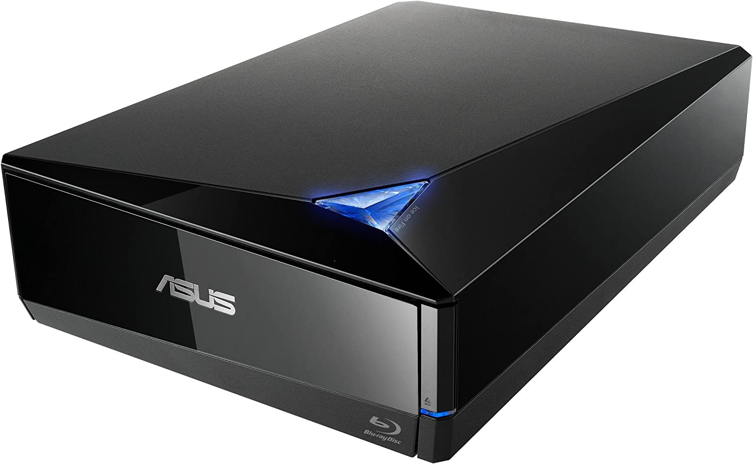 Asus External Blu-Ray Writer Black BW-16D1H-U PRO//BLK//G//AS//PDVD