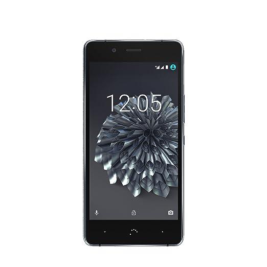 7 opinioni per BQ Aquaris X5 Plus, Smartphone, 32 GB, Nero/Grigio