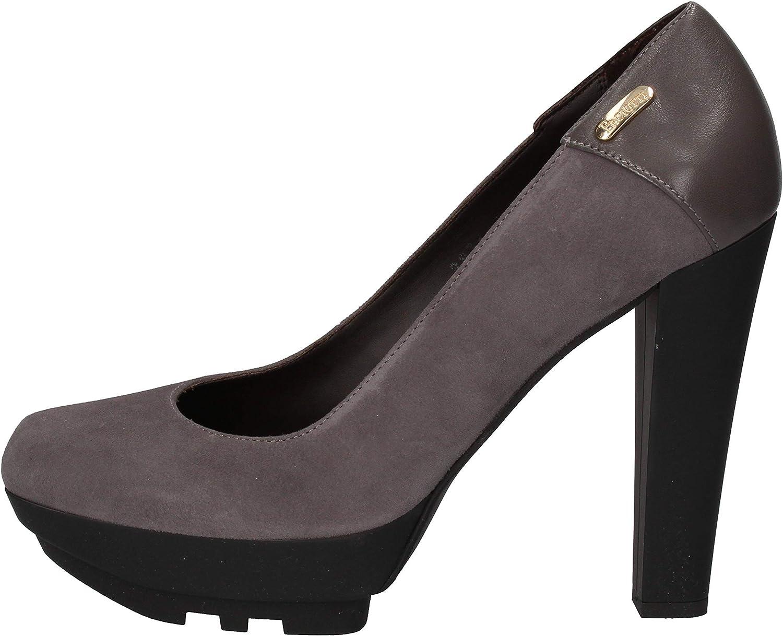 CESARE PACIOTTI 4US Zapatos de salón Mujer Gamuza Gris
