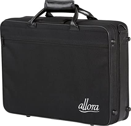 Amazon.com: Allora doble para clarinete, color negro ...