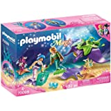 Playmobil - Pearl Collectors - 70099, Colourful