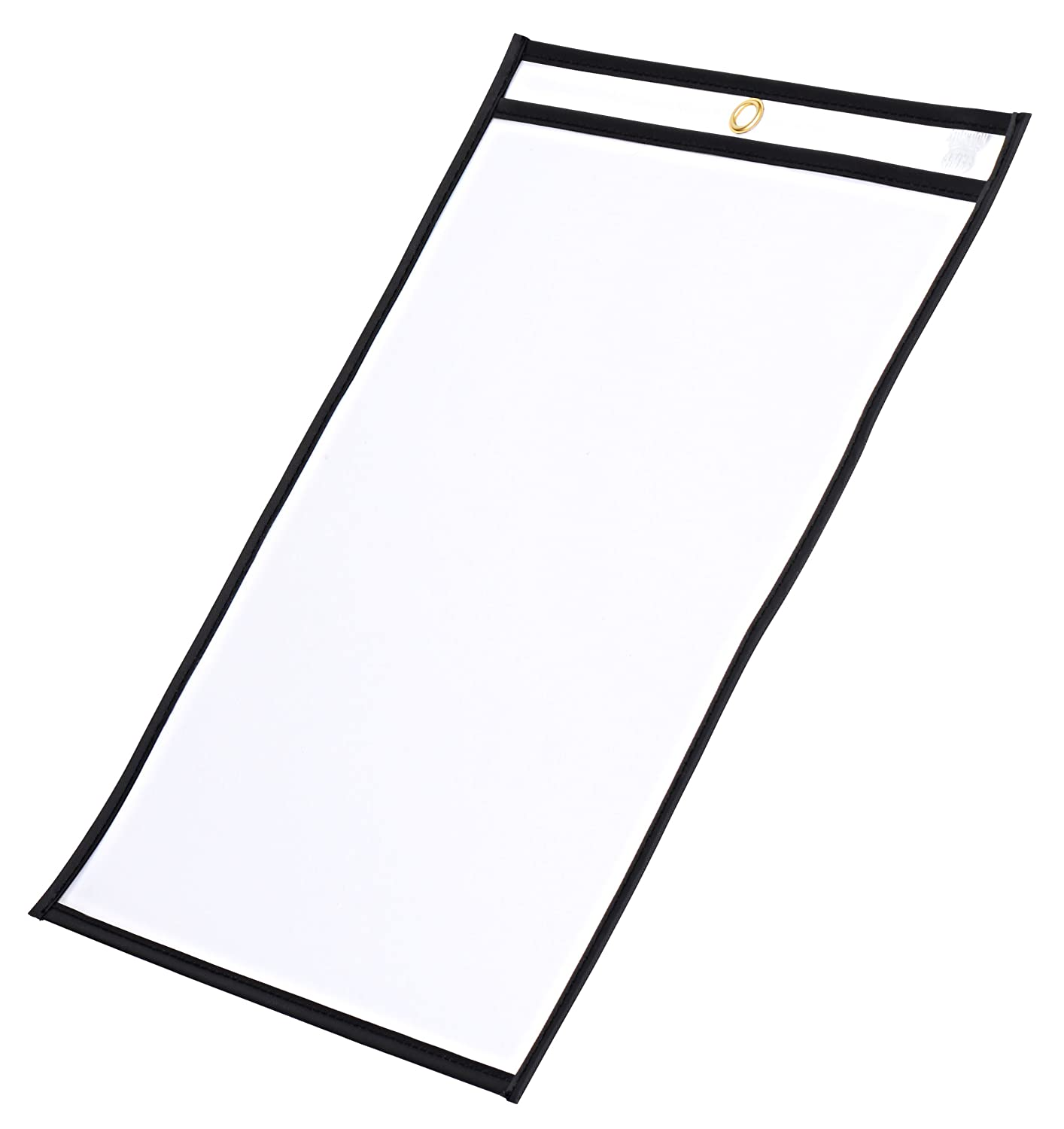 Job Shop Ticket Holders / Dry Erase Pockets, 9x12, 25 per Box, by Reflection 503 9x12