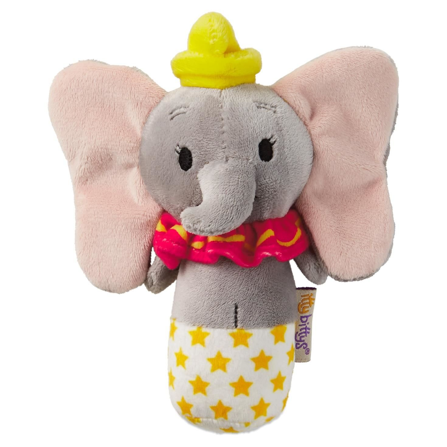 Hallmark Dumbo Itty Bitty Baby Rattle