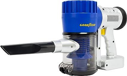 GOOD YEAR GOD2111 Aspirador para Coche 12V y Cable de 4,5 Metros sin Bolsa Twister. Potencia 100W. Goodyear: Amazon.es: Coche y moto