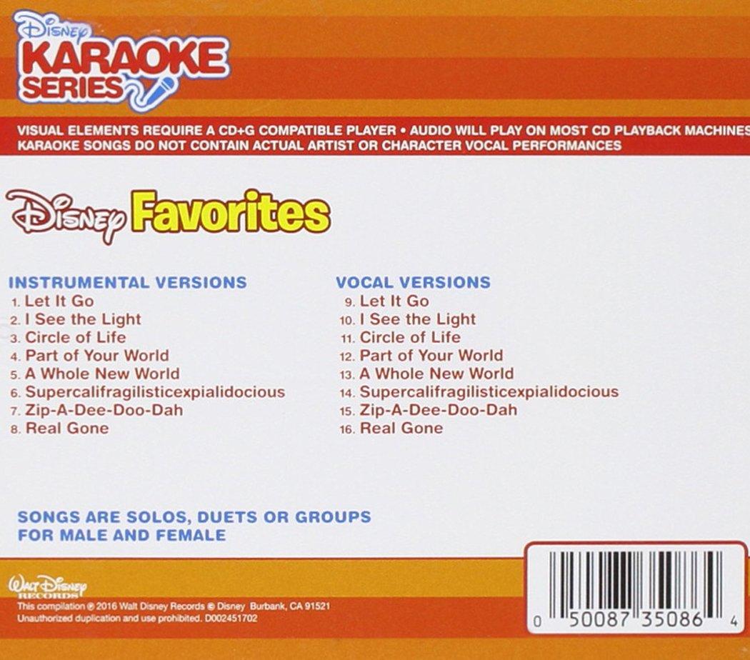 Disney Favorites by Walt Disney (Image #2)