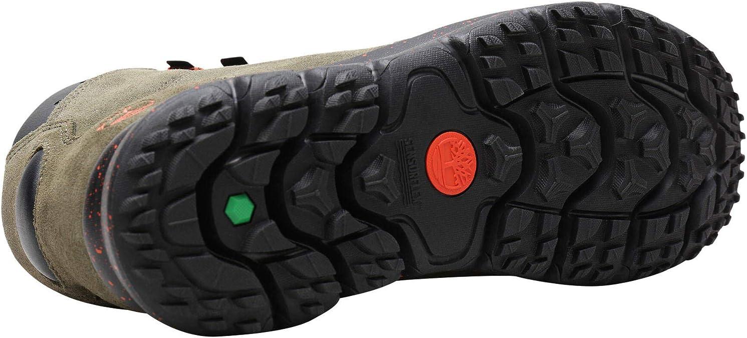 Botas de Hombre TIMBERLAND A216K World A581 Dark Green
