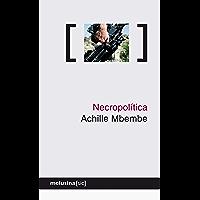 Necropolítica ([sic])