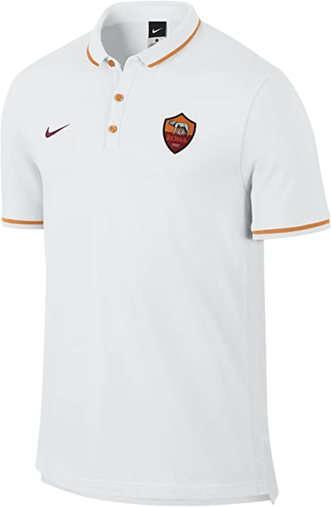 NIKE Roma Auth League Polo - Polo AS Roma 2015/2016 para Hombre ...