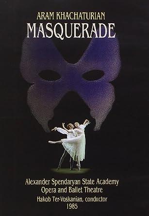 Masquerade [DVD] [Import]
