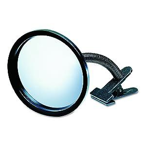 "See All ICU10 Portable Convex Security Mirror, 10"" Diameter, Plexiglas"