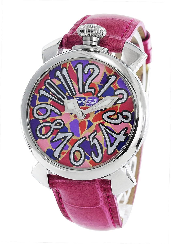 ガガミラノ マヌアーレ40MM モザイク 腕時計 ユニセックス GaGa MILANO 5020.MOS.02[並行輸入品] B01J33MUHA