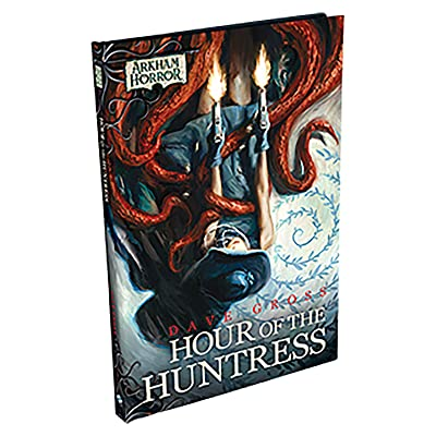 Arkham Horror: Hour of The Huntress HC: Toys & Games [5Bkhe0501800]
