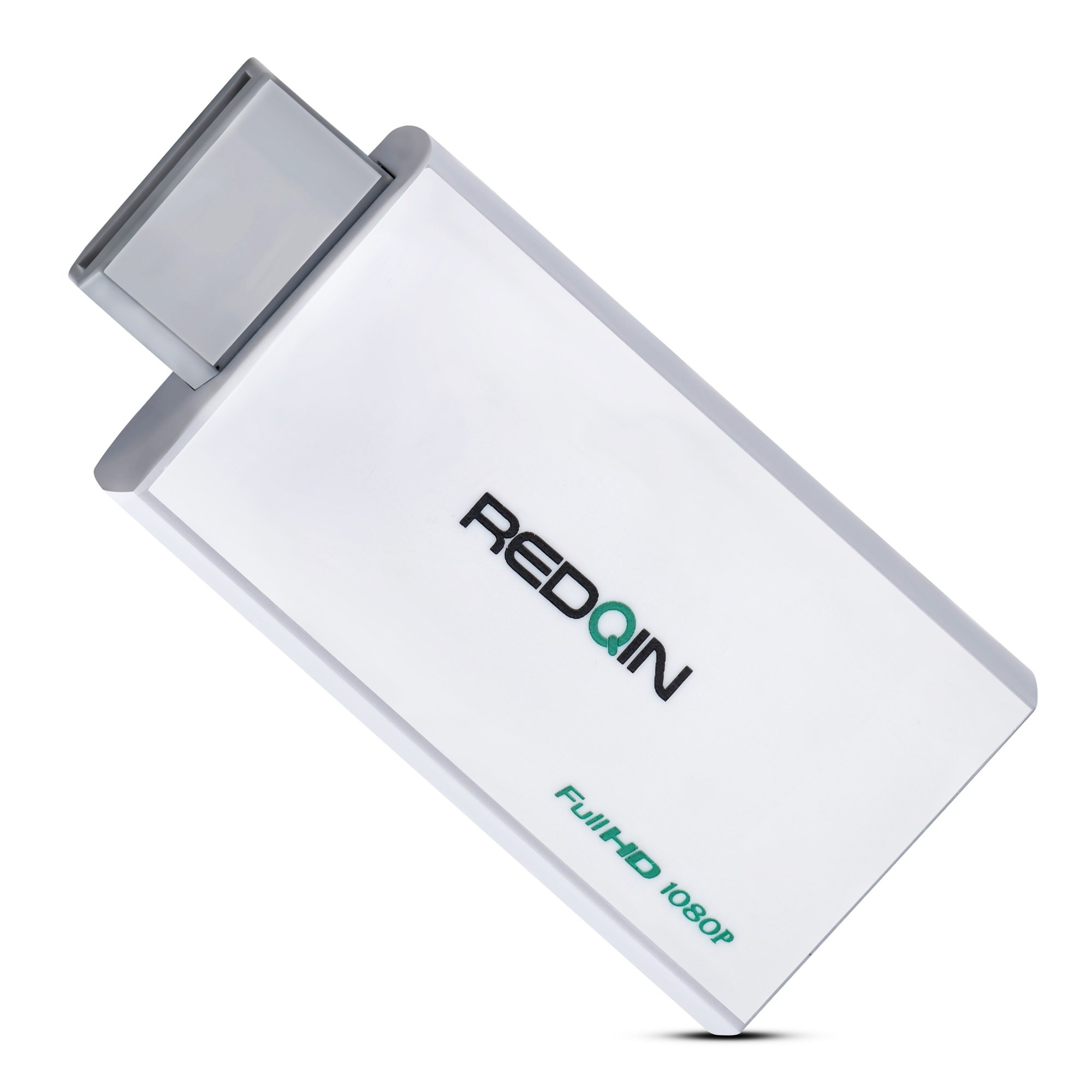 Wii to HDMI Converter Adapter, Output Video & 3.5mm Audio - Supports All Wii Display Modes to 720P/1080P HDTV, Monitor by REDQIN