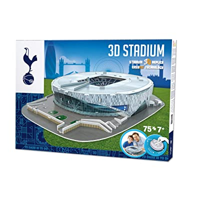 Paul Lamond Games 3905 FC Tottenham Hotspur Stadium 3D Jigsaw Puzzle: Toys & Games