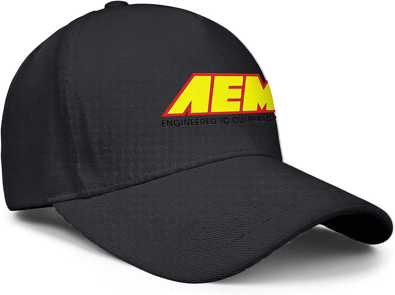 Washing Trucker Hats Mens Womens Travel Visor Hats COOLGOOD AEM-Logo