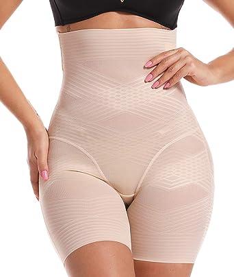 WOWENY Slip Contenitivo Donna Tanga Guaina Mutande Contenitive String Vita Media Intimo Modellante Shapewear Thong Dimagrante Pancera Pancia Piatta
