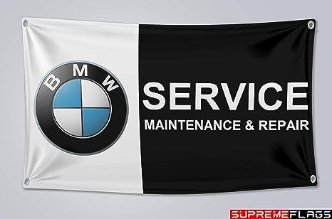 BMW 3x5 flag