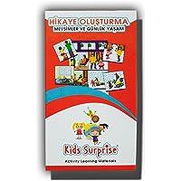 Kids Surprise Hikaye Oluşturma - Mevsimler ve Günlük Yaşam