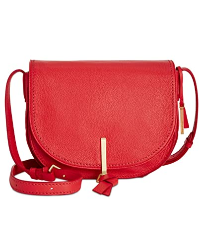 21a8484f6f29 Image Unavailable. Image not available for. Color: Vera Bradley Sycamore  Leather Carson Saddle Bag, Canyon Sunset