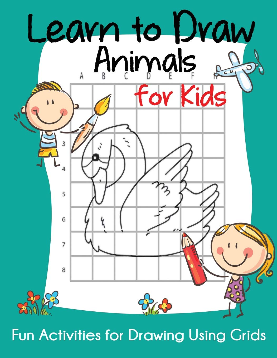 Learn to Draw Animals for Kids: Fun Activities for Drawing