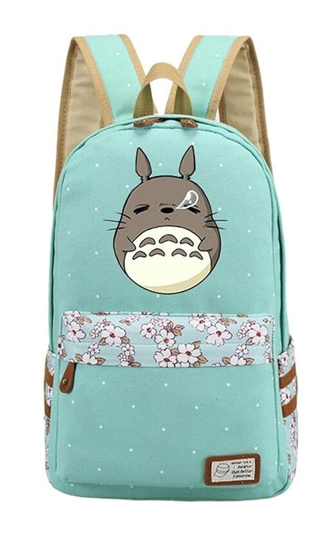Yoyoshome Anime japonais Cosplay lumineux Sac /à bandouli/ère Sac /à dos Sac /à dos Sac d/école