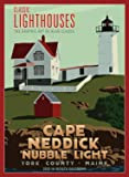 Classic Lighthouses 2020 Calendar: The Graphic