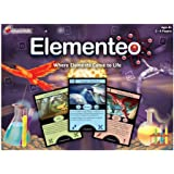 Elementeo Chemistry Card Game (2nd Edition) - Create Compounds, Win Electrons, and Explore the Periodic Table. Learning Game for Kids, Featured on PBS, Scholastic, and Imagine.