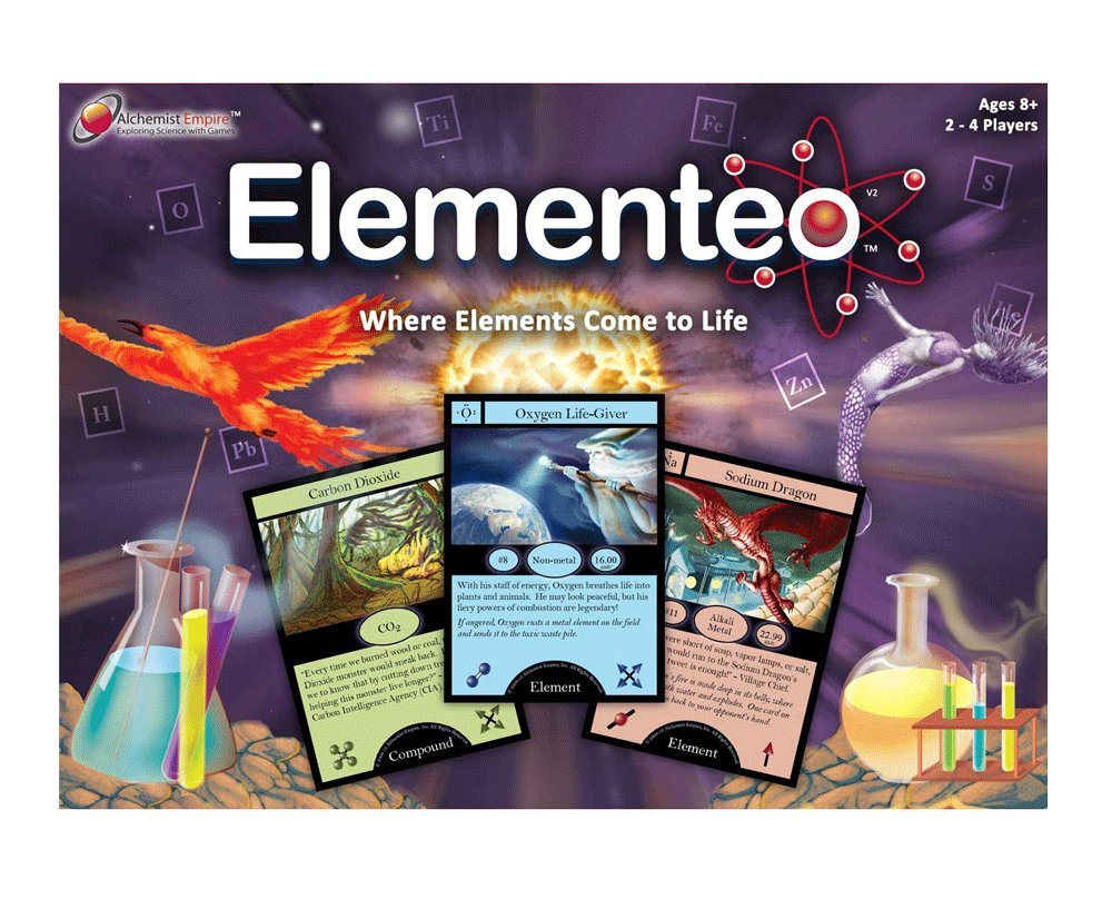 Elementeo: Where Elements Come to Life