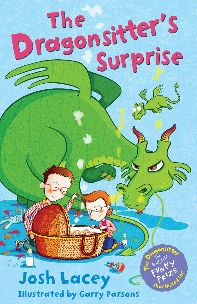 Download The Dragonsitter's Surprise (The Dragonsitter series) ebook