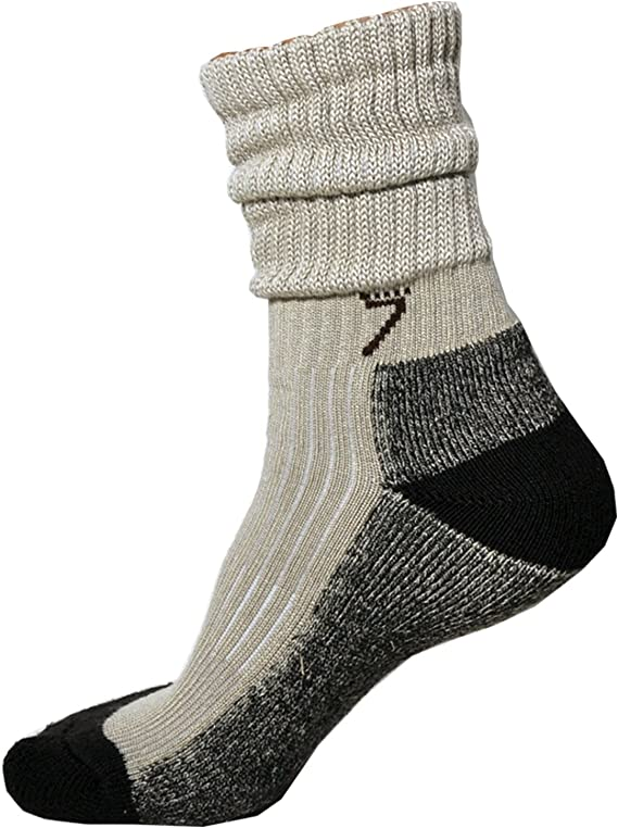 2 Paires Femme Chaussettes Multi-Performance Wicking Anti-Ampoules pour Les Sports de Plein air randonn/ée Trekking Camping Backpacking Running Fitness