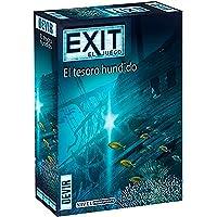 Devir - Exit: El tesoro hundido, Ed. Español