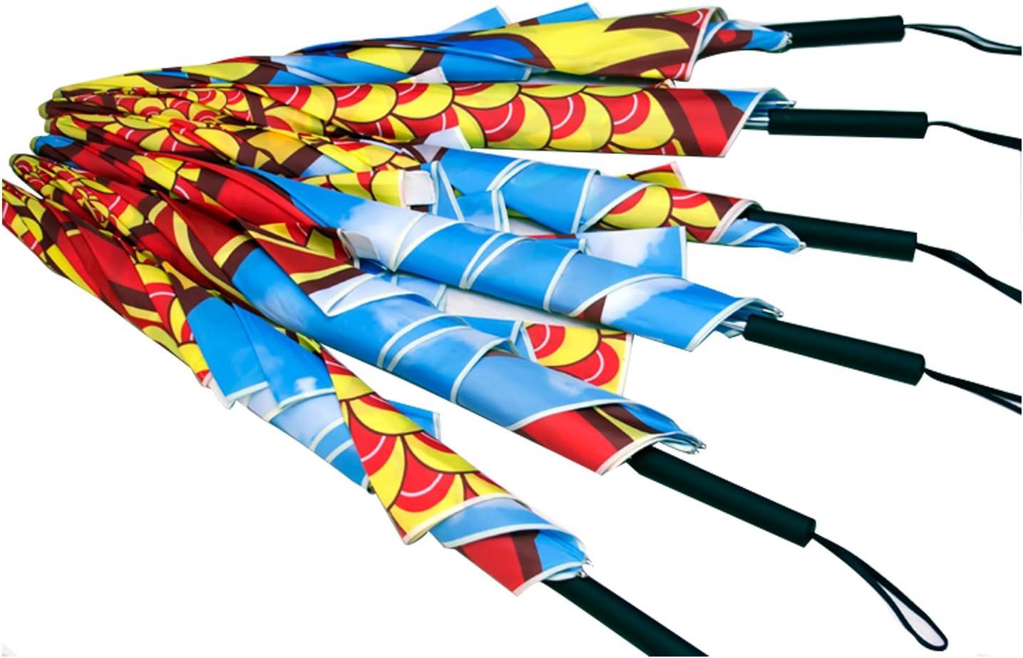 Dragon Cultural Umbrella Suit(6 Umbrellas) Folk Culture Series