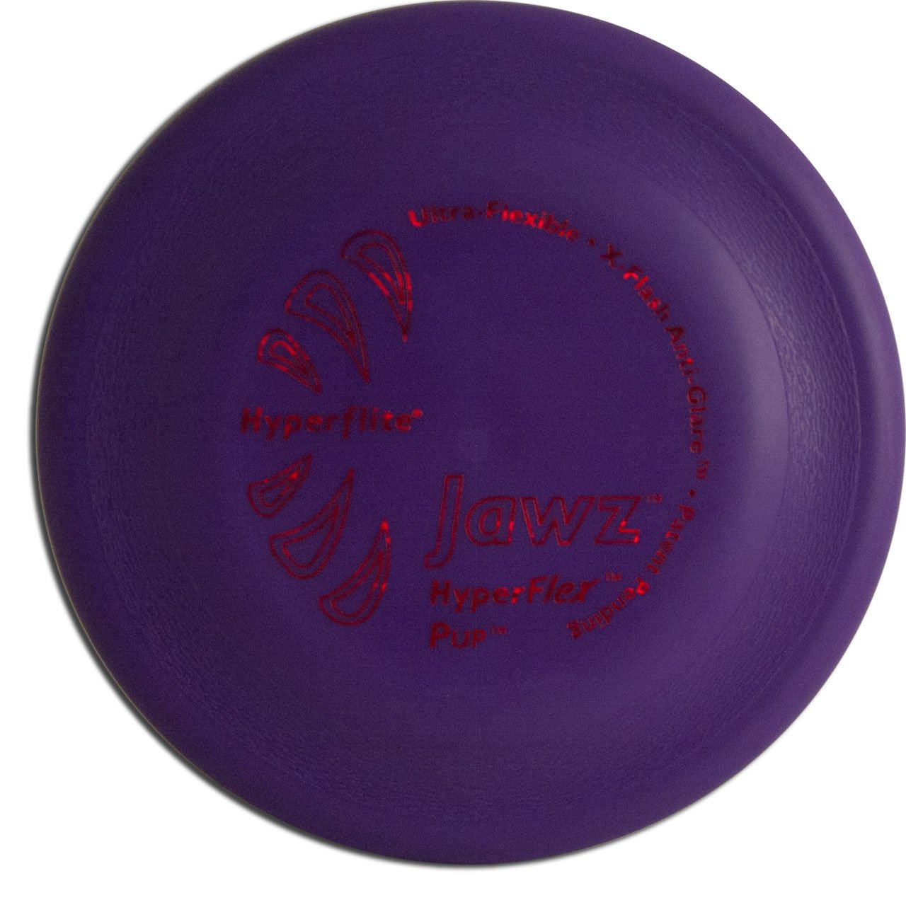 "Hyperflite Pup Hyperflex Jawz 7"" Dog Disc delicate"