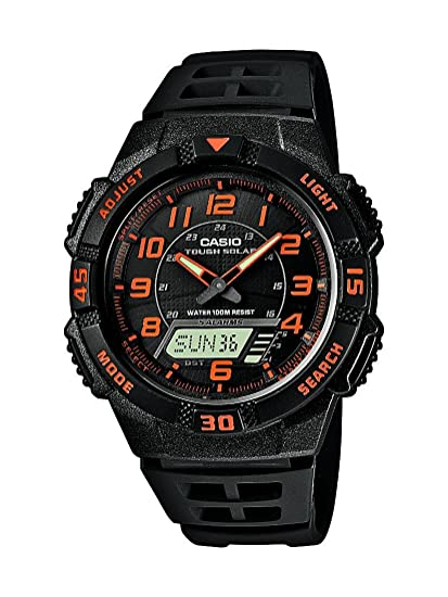Reloj Casio para Hombre AQ-S800W-1B2VEF  Amazon.es  Relojes fcaa517e0d52