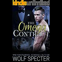The Omega Contract (M/M Gay Shifter Mpreg Romance)