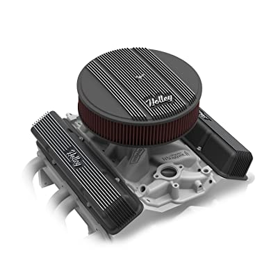 Holley 120153 Air Cleaner: Automotive