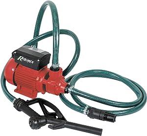 Ribitech 1102 - Bomba de gasóleo-eléctrico 370 W
