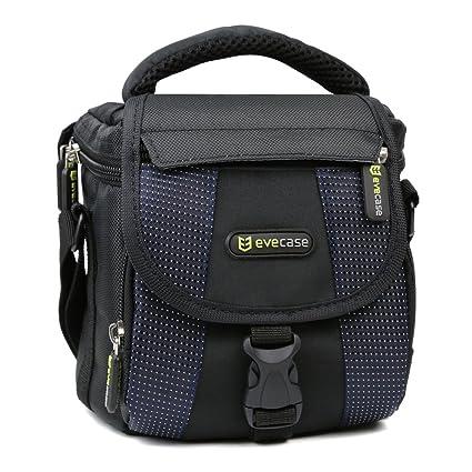 056a523ff576 Amazon.com   Evecase Small Camera Shoulder Bag