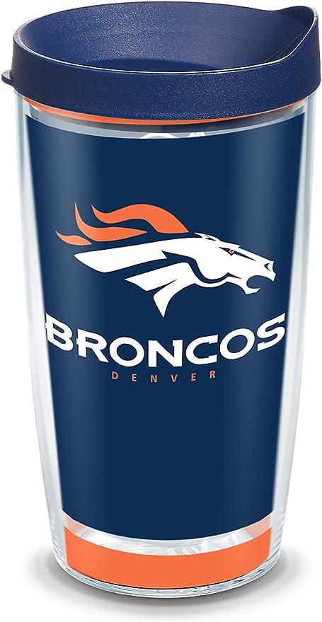 BOELTER BRANDS NFL DENVER BRONCOS PROTEIN SHAKER NEW