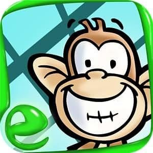Tic-Tac Bananas! Monkey Words