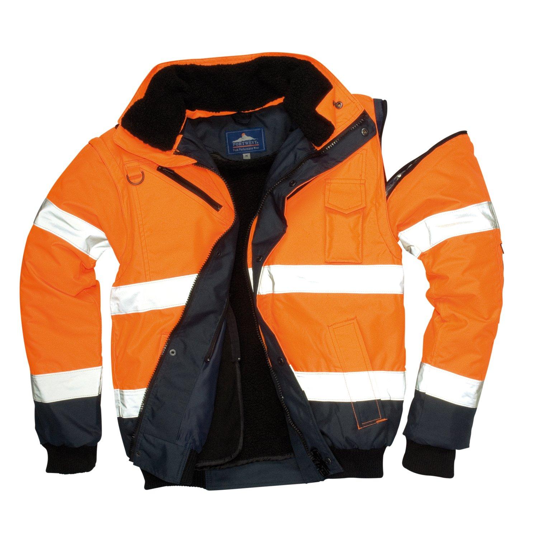 Portwest EN471 Warnschutz-Bomberjacke Orange B0083IGNOI Arbeitsjacken & & & -mntel Angemessene Lieferung und pünktliche Lieferung 692475