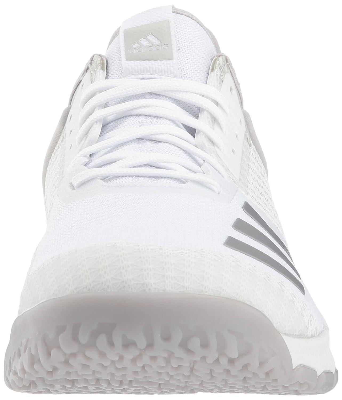buy online a4ca2 2cee1 ... adidas Womens Crazyflight X 2 Volleyball USWhiteSilver Shoe  B077X953VJ 9 B( ...