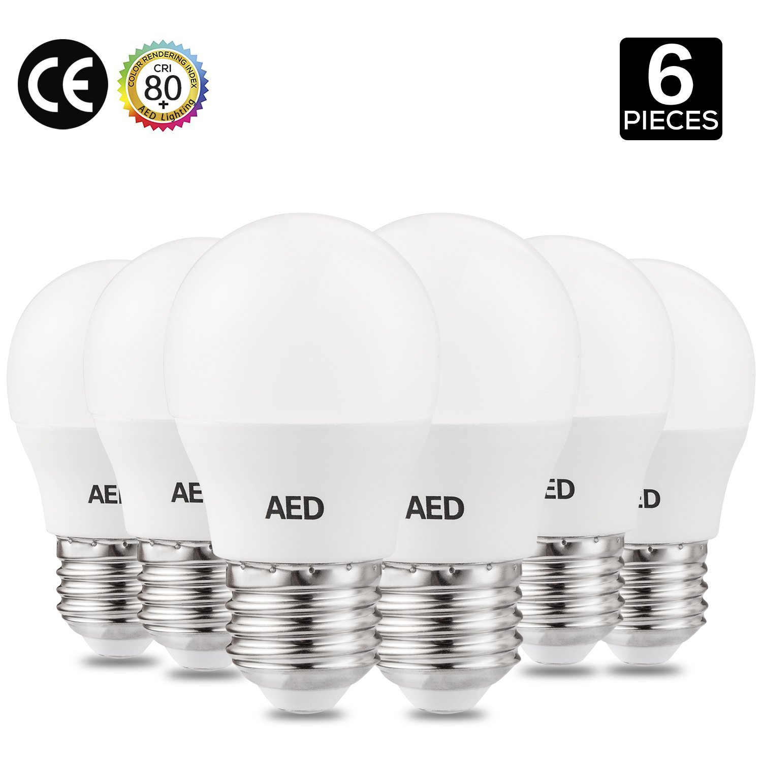 aed lighting 6w led bulbs 60w incandescent bulb. Black Bedroom Furniture Sets. Home Design Ideas
