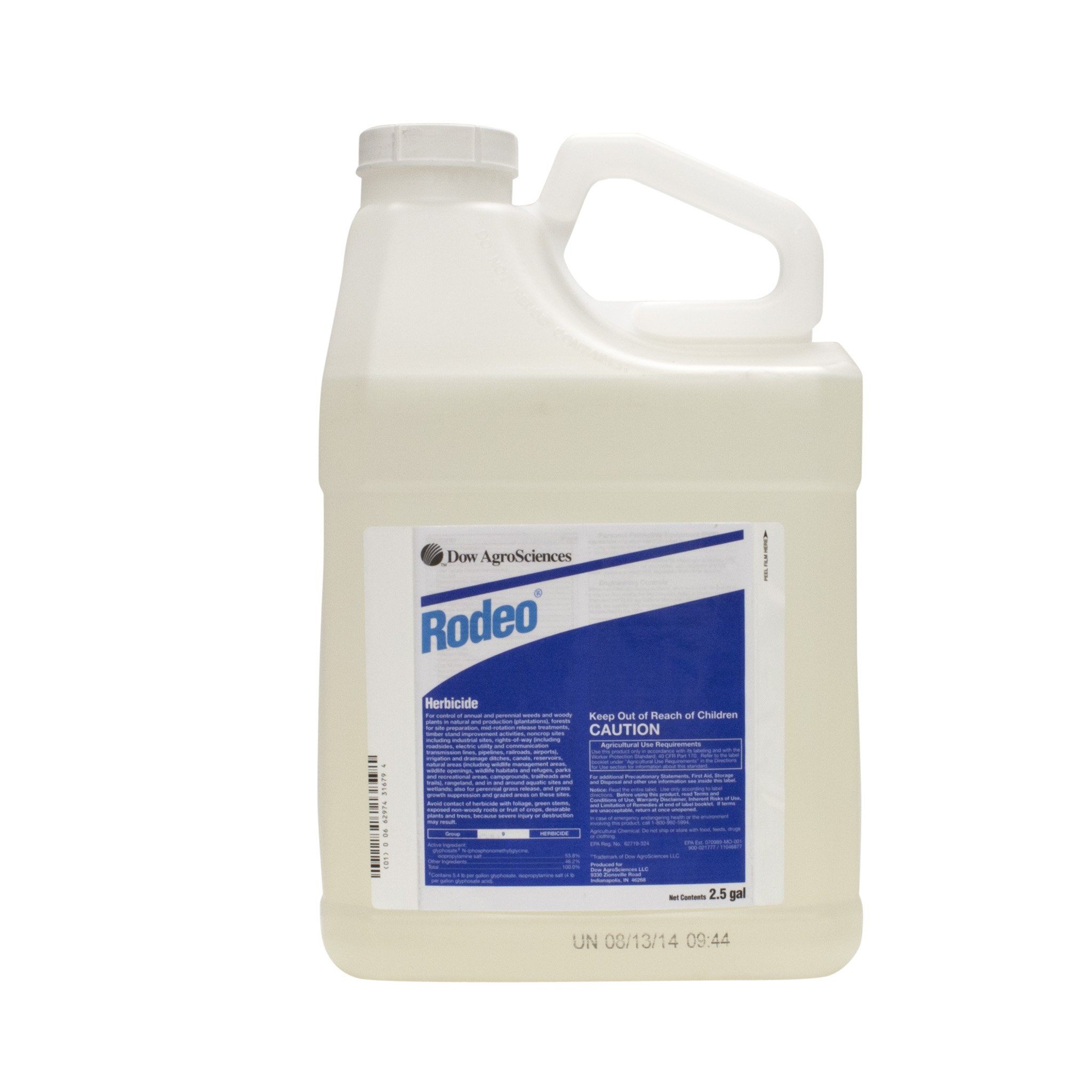 Amazon com: Dow Rodeo Aquatic Herbicide 2 5 gallon