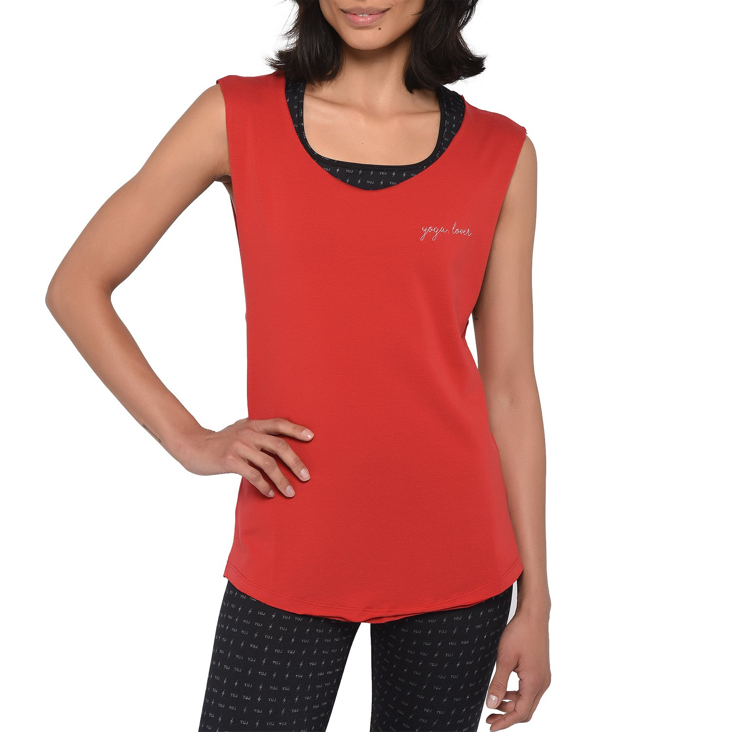YUJ Yoga Lover Damen Top S