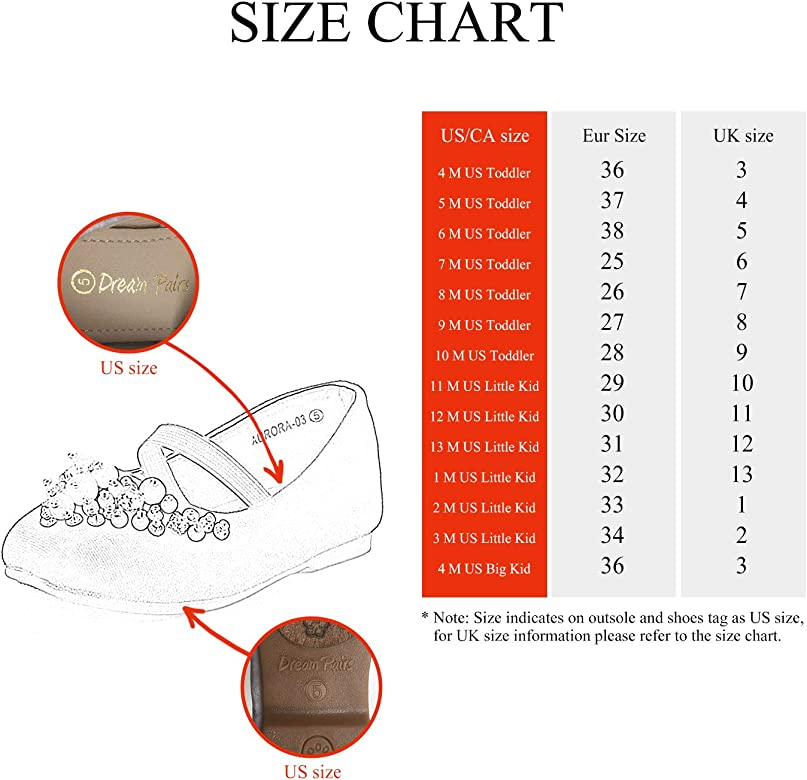 13 m us little kid shoe size