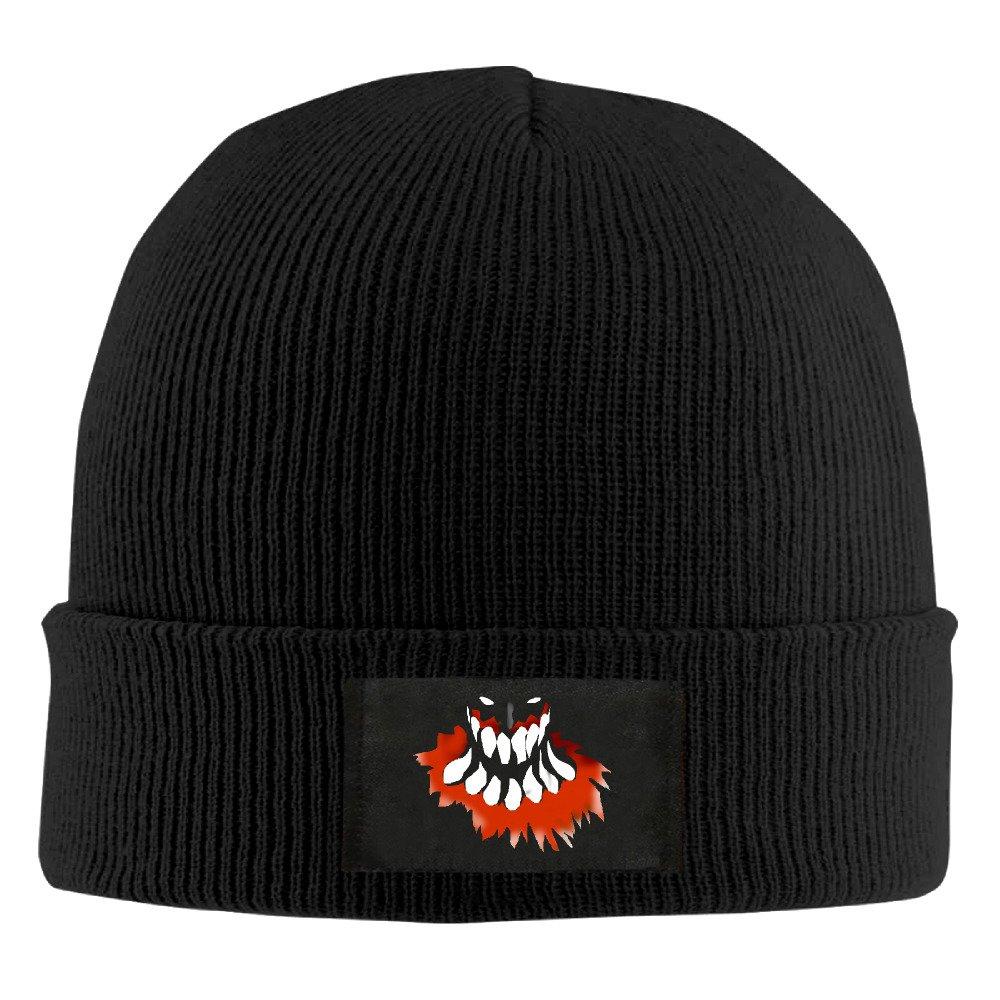 ニットビーニーキャップ帽子The Demon King Finn Balorファッション大人用 One Size ブラック B01MDK5VIR