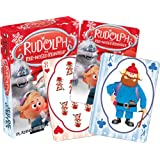 Rudolph The Red Nose Reindeer Playing Cards