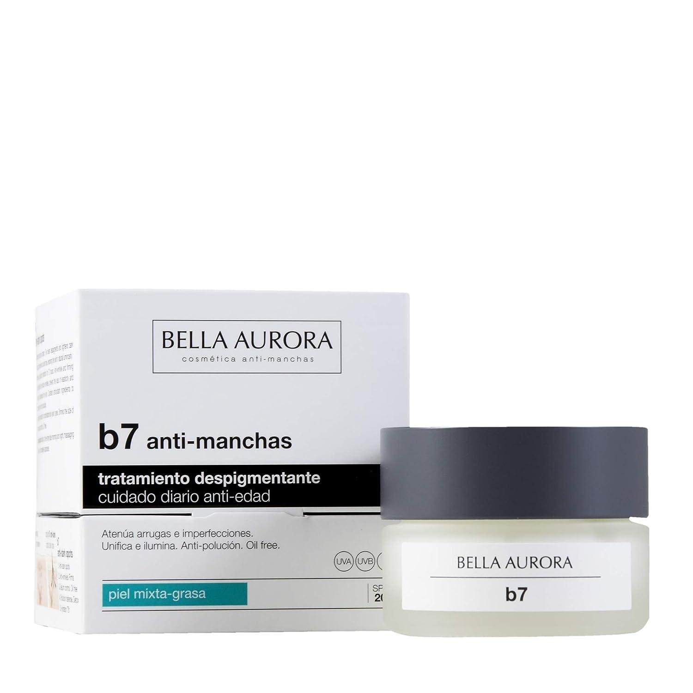 Aurora bio piel mixta-grasa opiniones bella 10 serum antimanchas